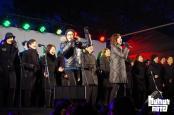 2014.12.13大阪城3Dマッピング オープニングセレモニー