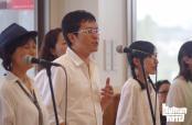 2015.7.18 まほろばキッチン ミニコンサート