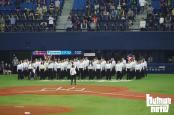 2016.4.3国歌斉唱・京セラドーム場外ステージライブ
